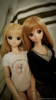 Rikasakura to Yuuritsu  Dollfie barbie versi jepang  3 kawaii af5fe7d817
