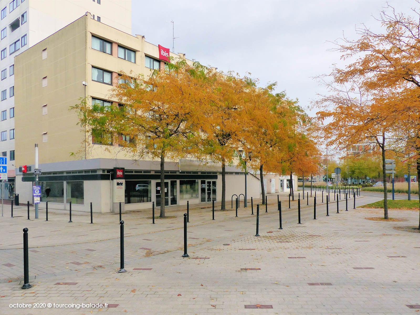 Hôtel Ibis, Tourcoing 2020