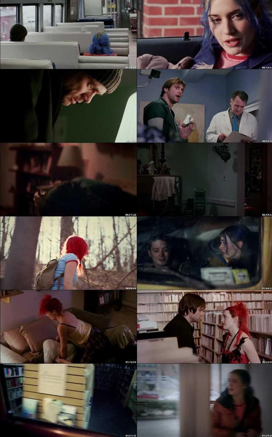 Eternal Sunshine of the Spotless Mind 2004 Screenshot