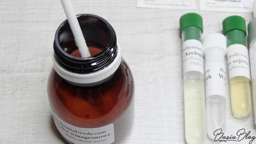 Biochemia Urody serum rozjaśniające krem azelo bha