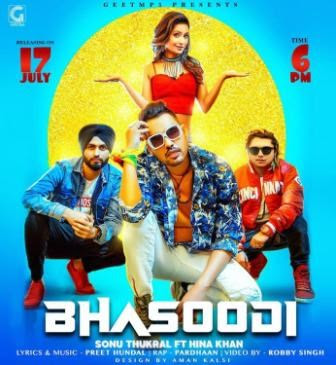 #instamag-hina-khan-unveils-poster-of-her-debut-music-video-bhasoodi