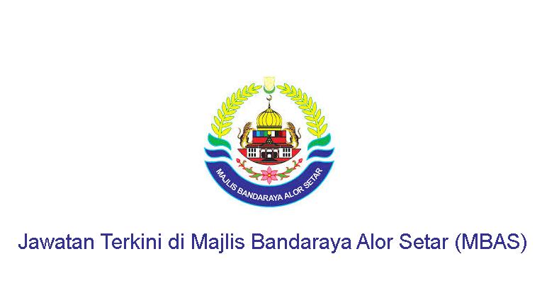 Kekosongan di Majlis Bandaraya Alor Setar (MBAS)
