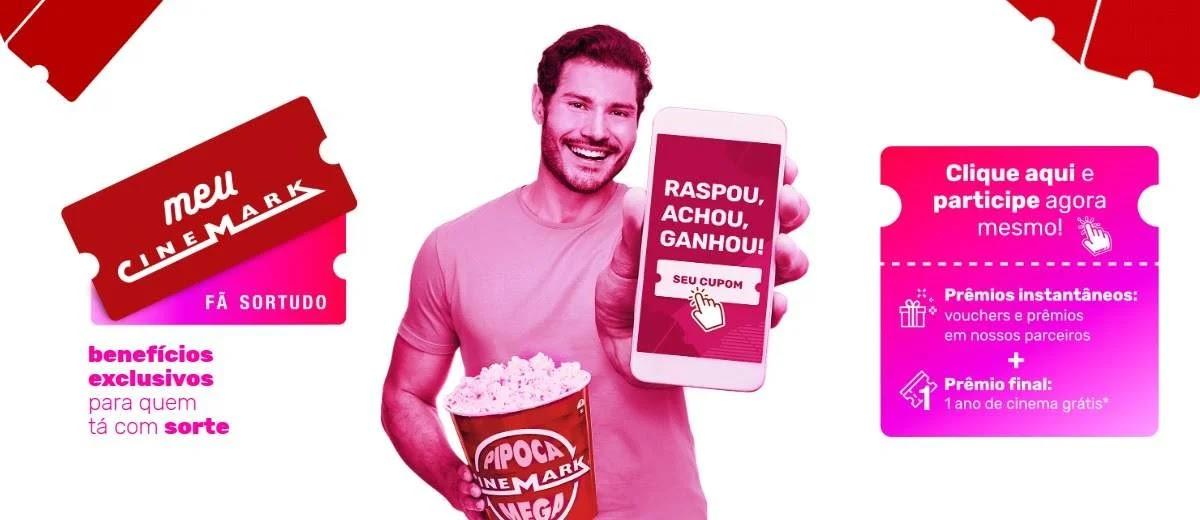 Promoção Cinemark 2020 Prêmios Na Hora e 1 Ano Cinema Grátis Assistir Filmes