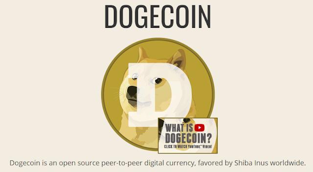 Mata Uang Digital Dogecoin (DOGE)
