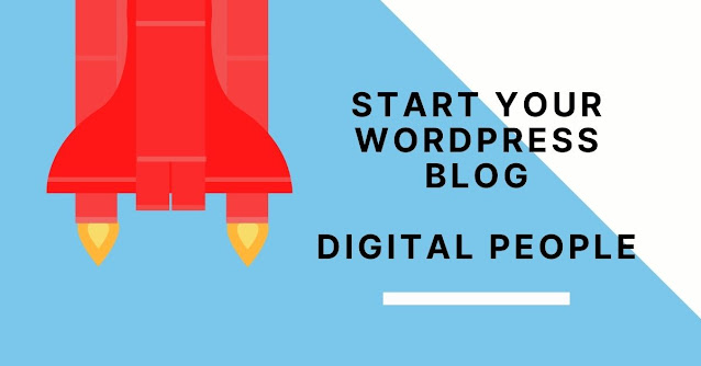 how to start a wordpress blog in 2021
