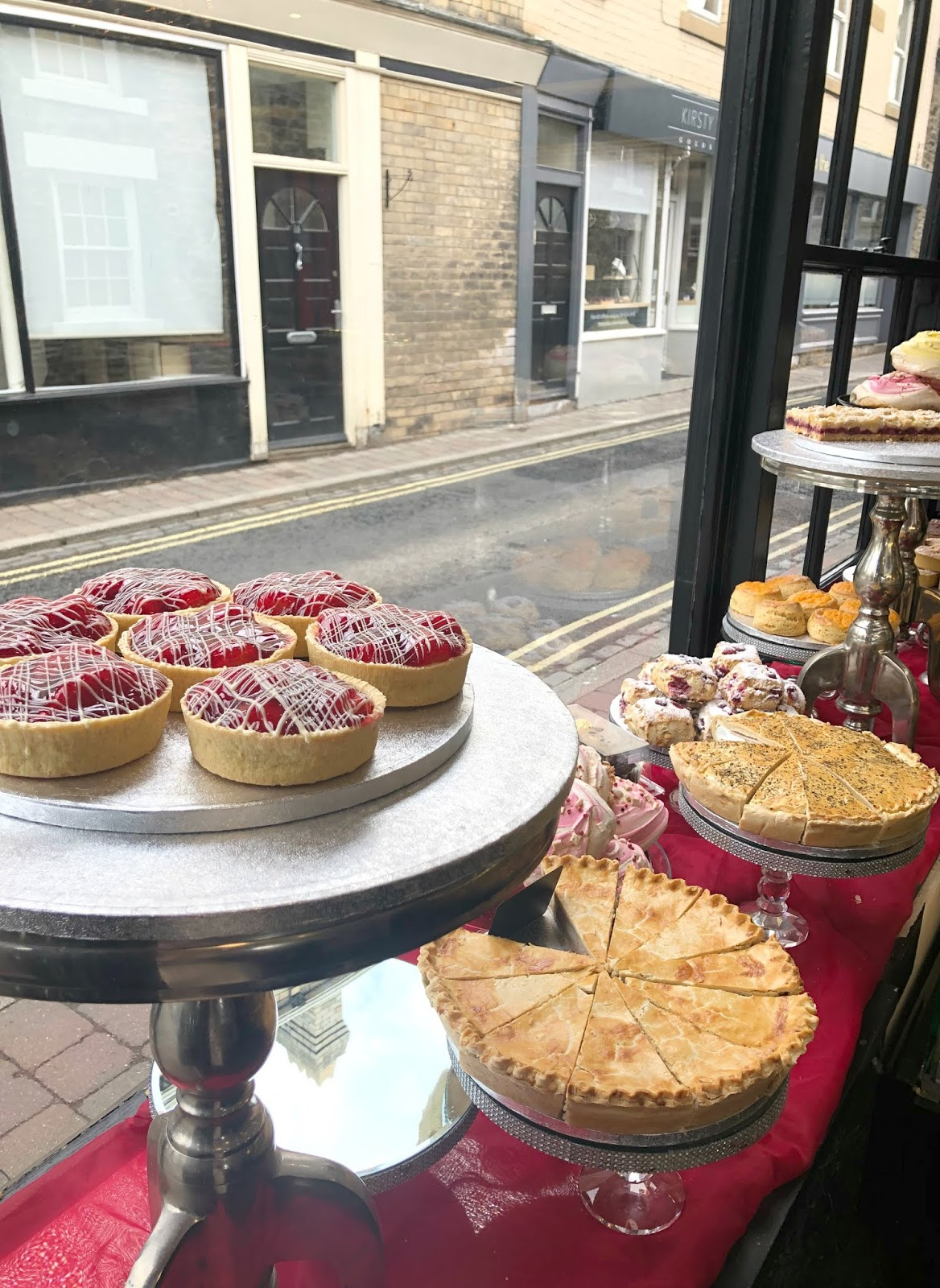 Day Trip to Corbridge - Grants Bakery