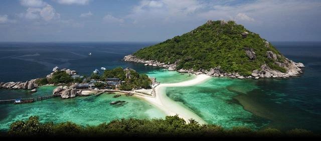 Romantic Places to visit in Koh Tao, Amazing Thailand