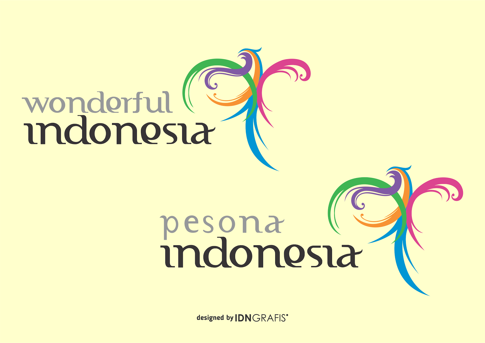 Download Logo Pesona Dan Wonderful Indonesia Vector Idn Grafis