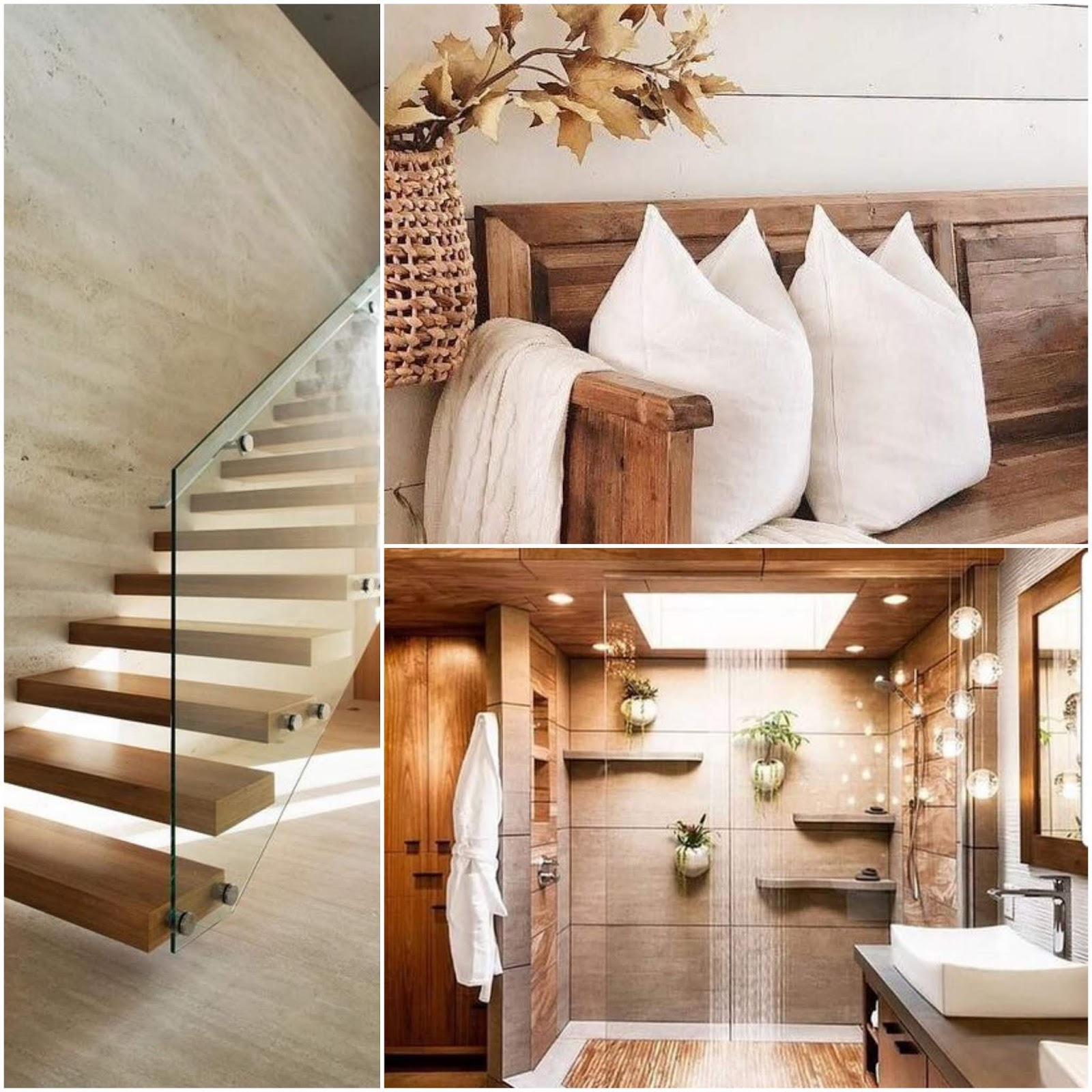 *Dream Autumnal Home Features