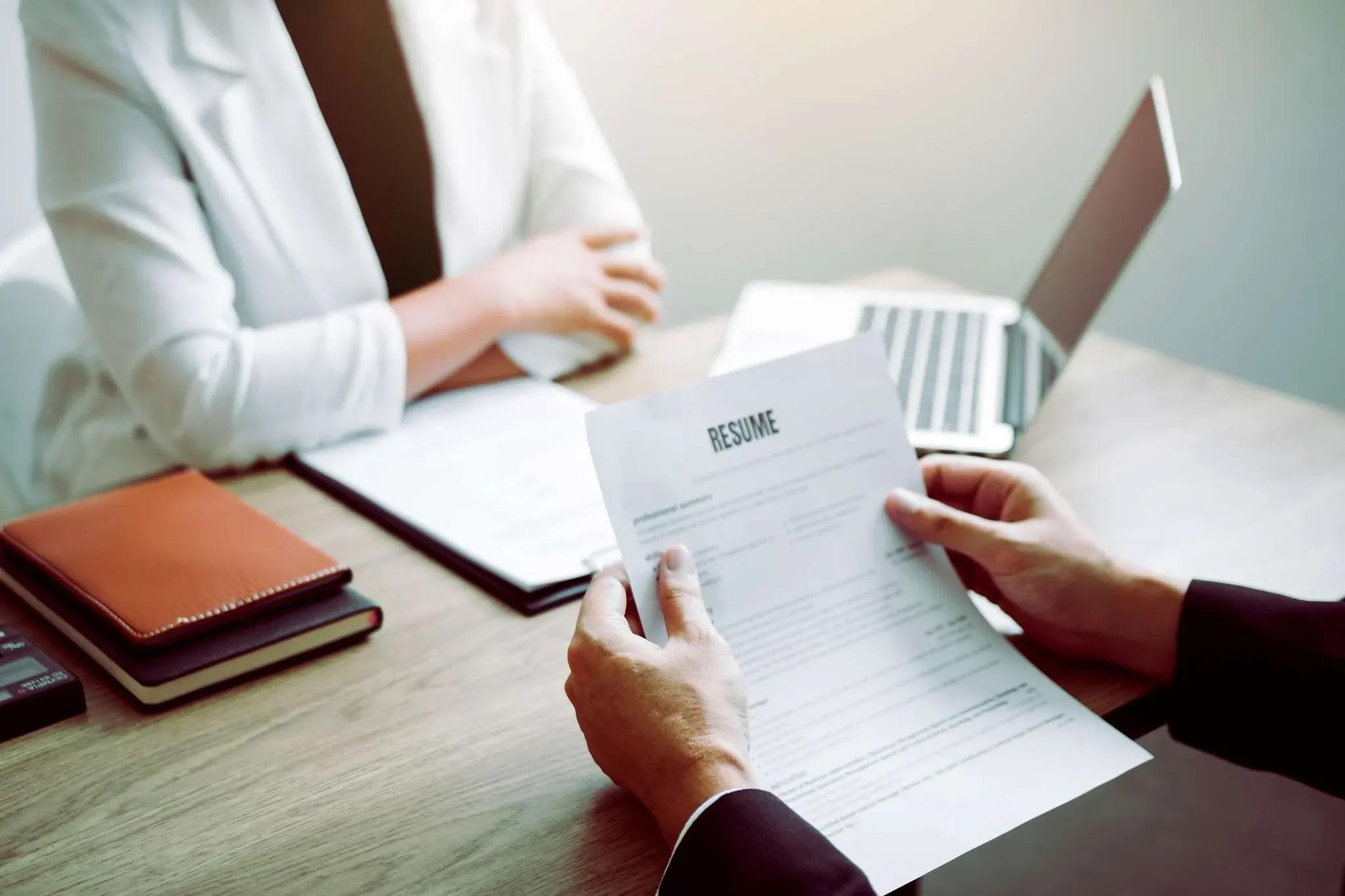 6 điều mà bạn cần biết để có một CV hoàn hảo khi đi xin việc