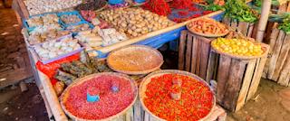 Contoh Pasar Lokal
