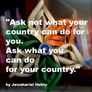 Quotes by Jawahar lal Nehru for Independence day