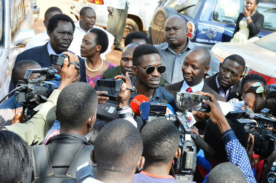 Uganda, Bobi Wine wins court Case that was meant to end his political party cover image