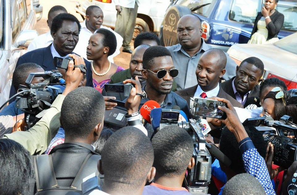 Uganda, Bobi Wine wins court Case that was meant to end his political party - cover