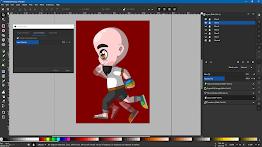 Imaseq Helper - Image Export Extension For Inkscape Screenshot 1