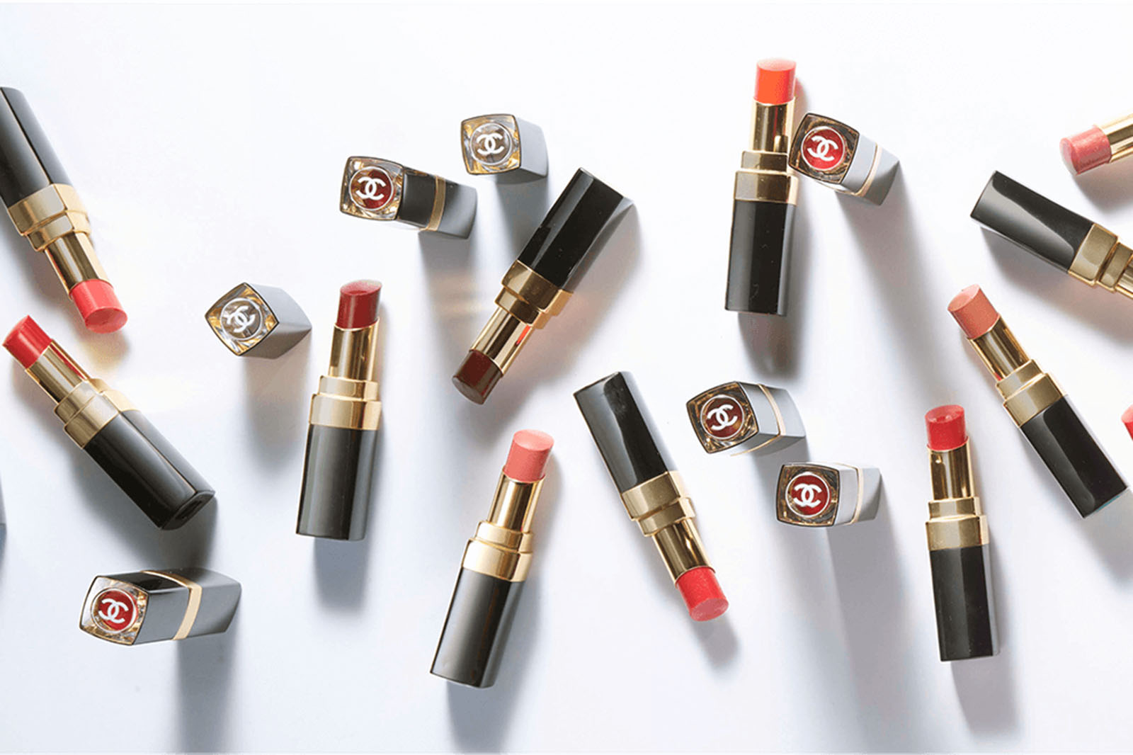 Chanel Rouge Coco Flash Printemps 2020