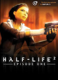 Half-Life 2: Episode One cover art