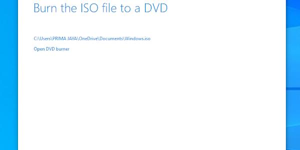 Cara Download ISO Windows 10 21H1 Update