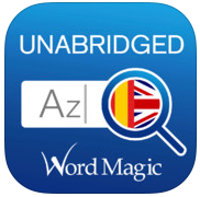 English-Spanish Unabridged Dictionary for iPhone and iPad