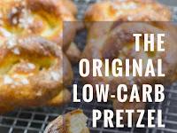 Keto Soft Pretzels [THE ORIGINAL RECIPE]