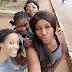Beautiful makeup-free photos of Mercy Johnson, Queen Nwokoye, Bimbo Akintola & Dija on movie set