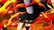one piece - Monkey D. Luffy, Sanji wallpaper