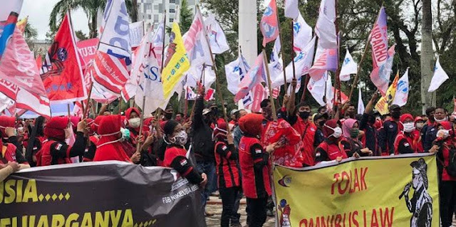 Nasir Djamil: Aneh Kalau Pilkada dan Dangdutan Jalan tapi Demo Menolak RUU Ciptaker Dilarang