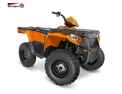 POLARIS SPORTSMAN 570 ORANGE BURST 2016