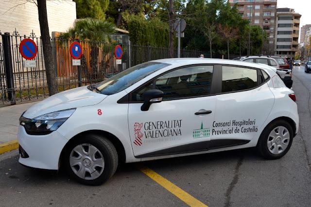 La Unidad de Hospitalización Domiciliaria del Provincial de Castellón atiende en el último año 835 ingresos