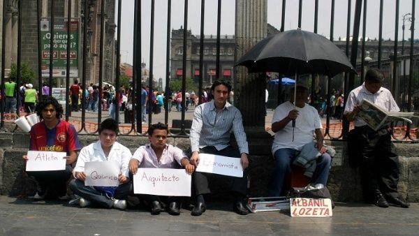 México pierde más de 346.000 empleos en medio de pandemia