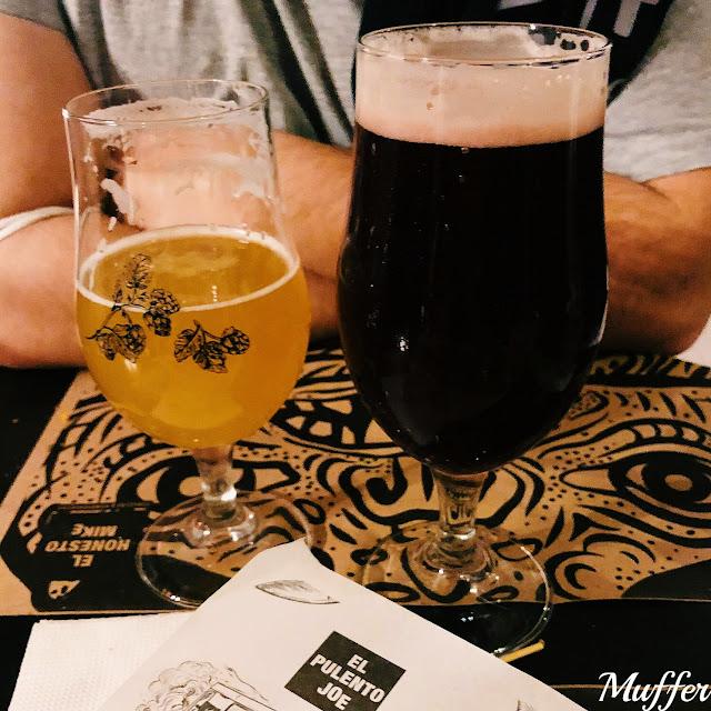 El Pulento Joe - Cervezas