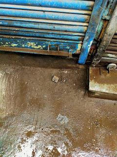 मंडी बाजार स्थित 5 दुकानों में हुई चोरी, चोर सीसीटीवी में हुआ कैद