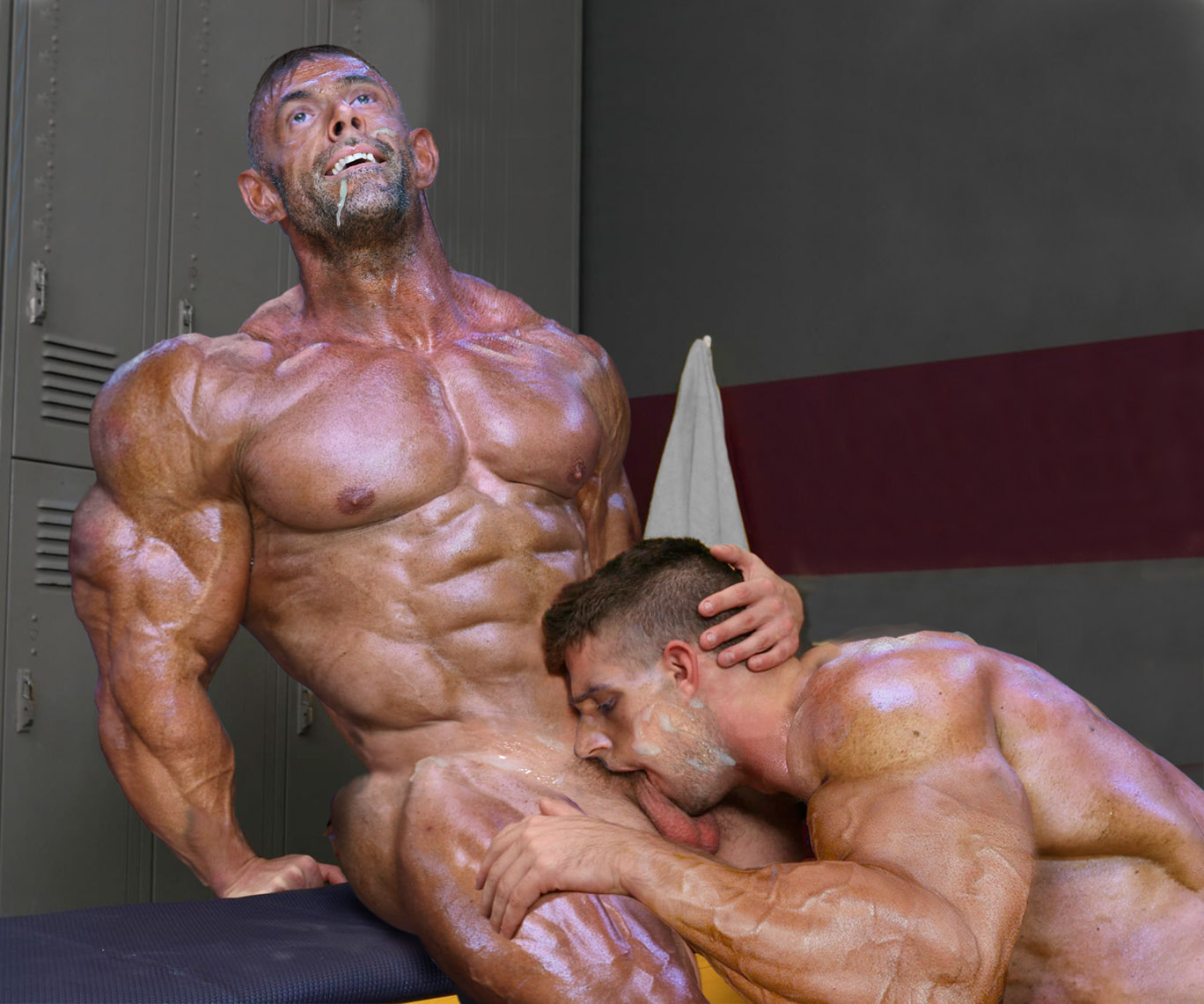 The Ifnb Report Massive Muscle And Cock Blog 2019