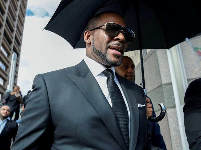 R. Kelly charged with prostitution and solicitation involving a minor in Minnesota