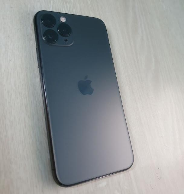 iPhone 11 Pro Back