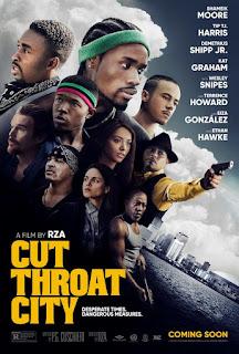 Cut Throat City [2020] [DVDR] [NTSC] [Latino]