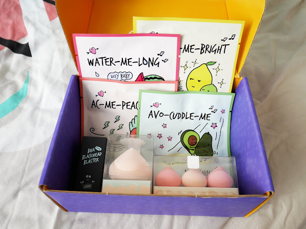 Meet Althea's A'Bloom - Face Mask Sheets, Blackhead Blaster & Meringue Puffs