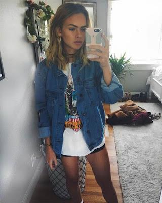 Outfit para ir a un festival