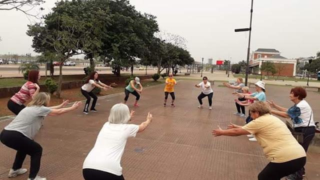 El municipio busca promover hábitos saludables