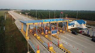 Jalan Tol Selesai,  Medan - Danau Toba Cuma 2,5 Jam