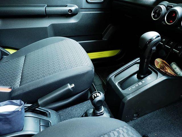 Interior Suzuki Jimny Terbaru 2020
