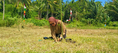 Kepala dinas Lingkungan Hidup Malra, Nurjana Yunus