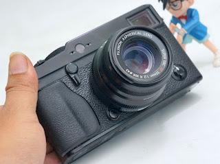 Jual Mirrorless Pro Fujifilm X-Pro 1 Second