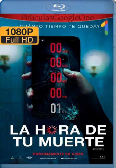 La Hora de tu Muerte [2019] [1080p BRrip] [Latino-Inglés] [GoogleDrive]