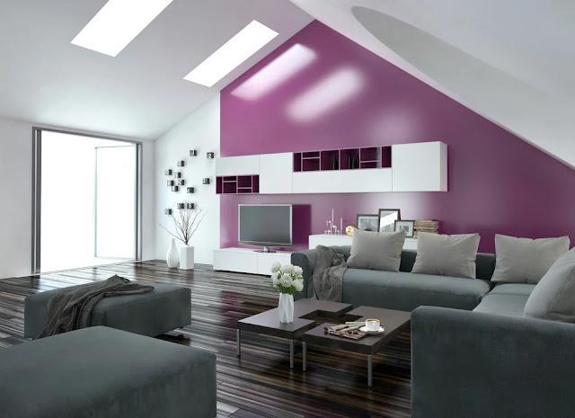 Warna Dinding yang Cocok untuk Keramik Coklat