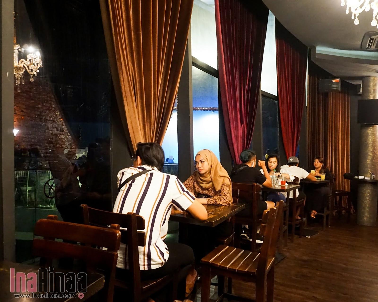ATSKY DINE CHILL EVENT - Hak Milik Ina Ainaa