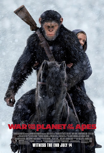 War for the Planet of the Apes (BRRip 720p Dual Latino / Ingles) (2017)