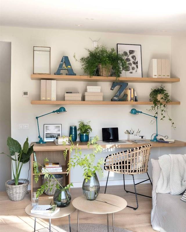 Aprovecha el momento de diseñar tu oficina en casa 2
