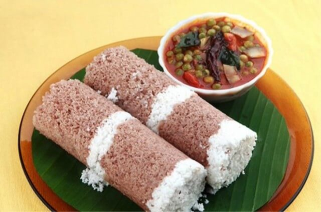 puttu recipe in tamil arisi mavu puttu recipe :