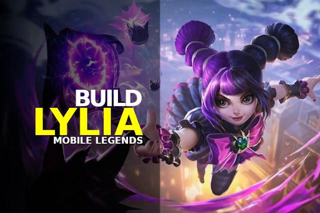 build lylia mobile legends